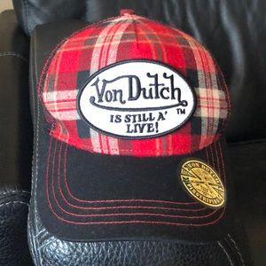 Von Dutch 🧢 cap